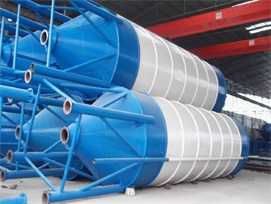 How To Select Cement Storage Silo