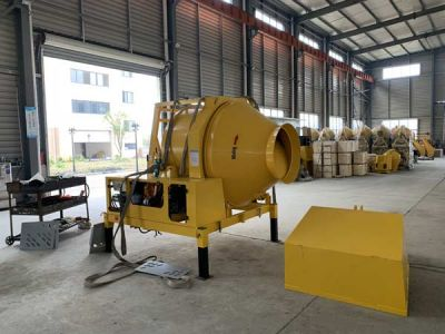 JZR500 Hydraulic Diesel Concrete Mixer for Costa Rica