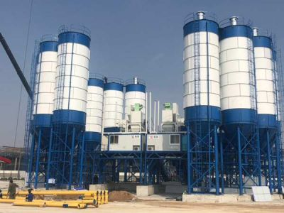 Ready Mixed Concrete Batching Plant in Saudi Arabia