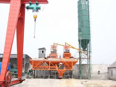 How the batching plant use with machine producing concrete pipe