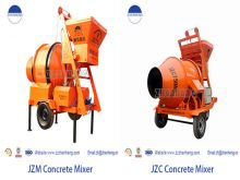 What do you Know About JZC and JZM Concrete Mixer